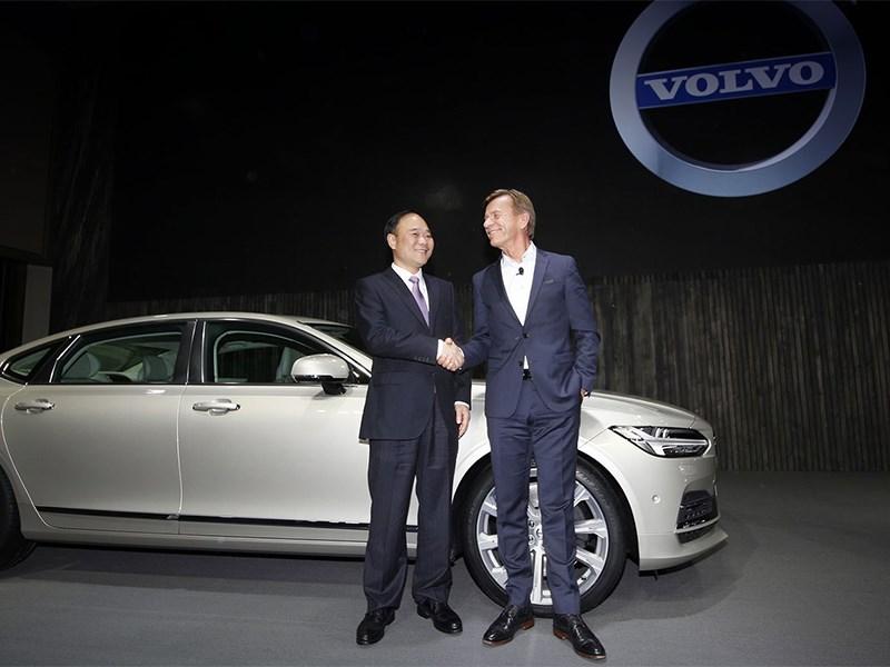 Geely Holding и Volvo Cars создают новое совместное предприятие Aurobay для разработки и производства силовых установок