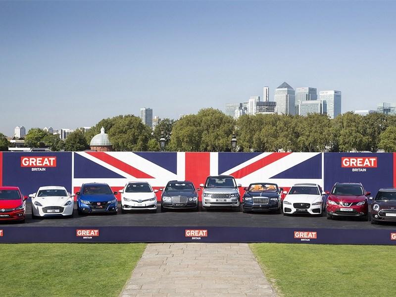 Автомобильный рынок Англии пробил дно