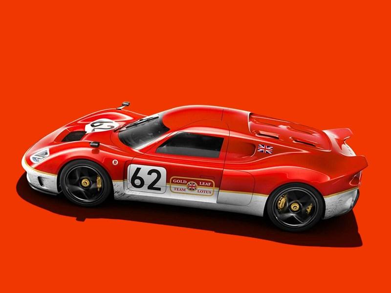 Lotus представил новый спорткар - новость от Lotus