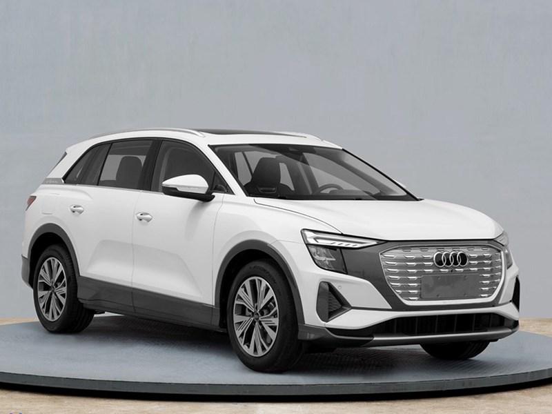 Представлена Audi Q5 E-Tron