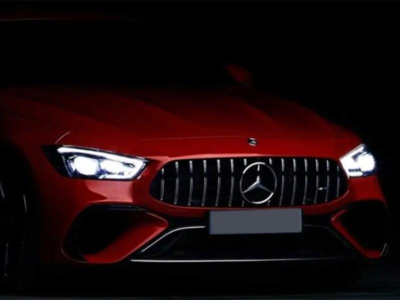 В Mercedes анонсировали премьеру мощного спорткара