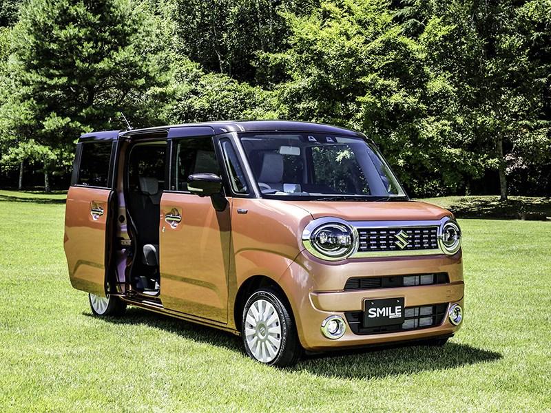 Представлен Suzuki Wagon-R Smile