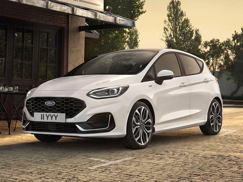 Представлен обновленный Ford Fiesta