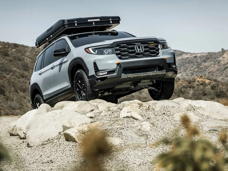 В Honda представили новинку под суббрендом TrailSport