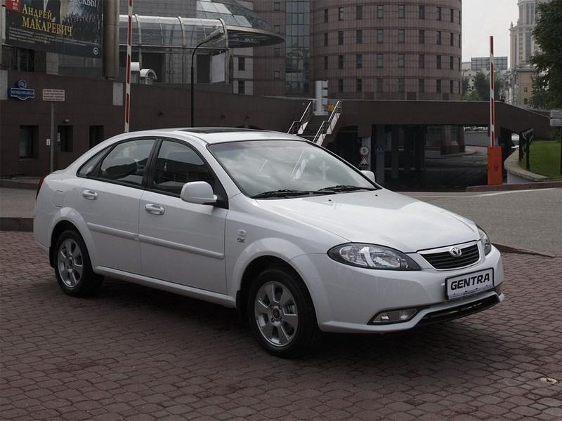 Uz-Daewoo Gentra в топовой комплектации обойдется покупателю в 504 тысячи рублей