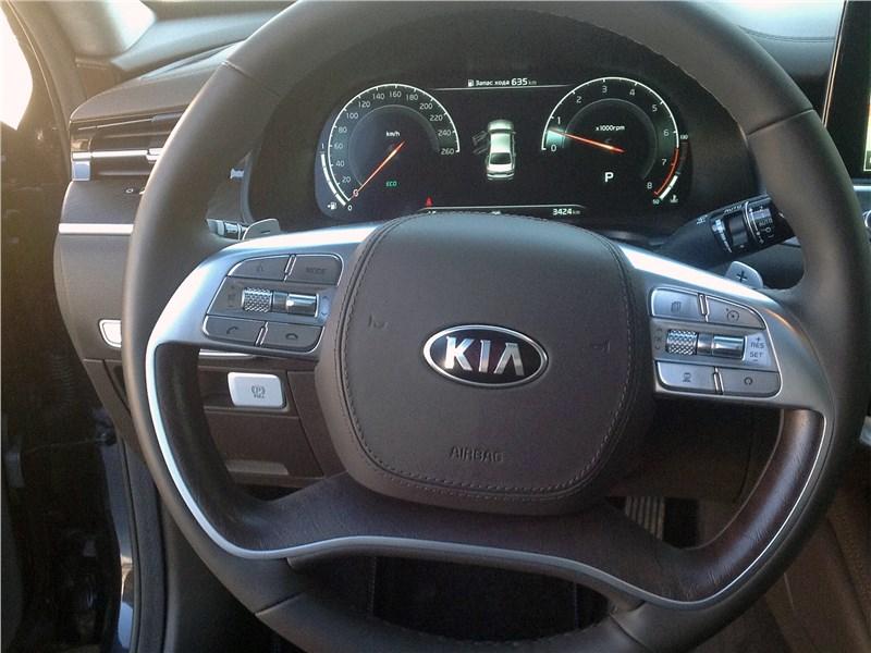 Kia K900 2019 руль