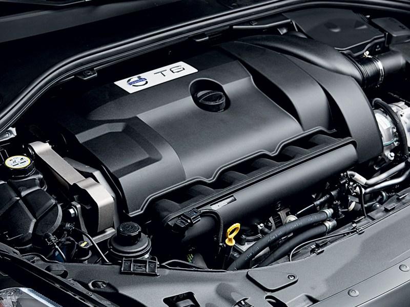 Volvo Обухов Инжиниринг V60 двигатель