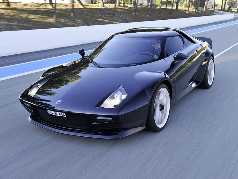 Итальянцы реинкарнировали легендарную Lancia Stratos