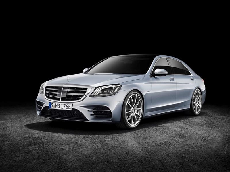 Mercedes-Benz S-класс научился тратить столько же топлива, что и Toyota Prius
