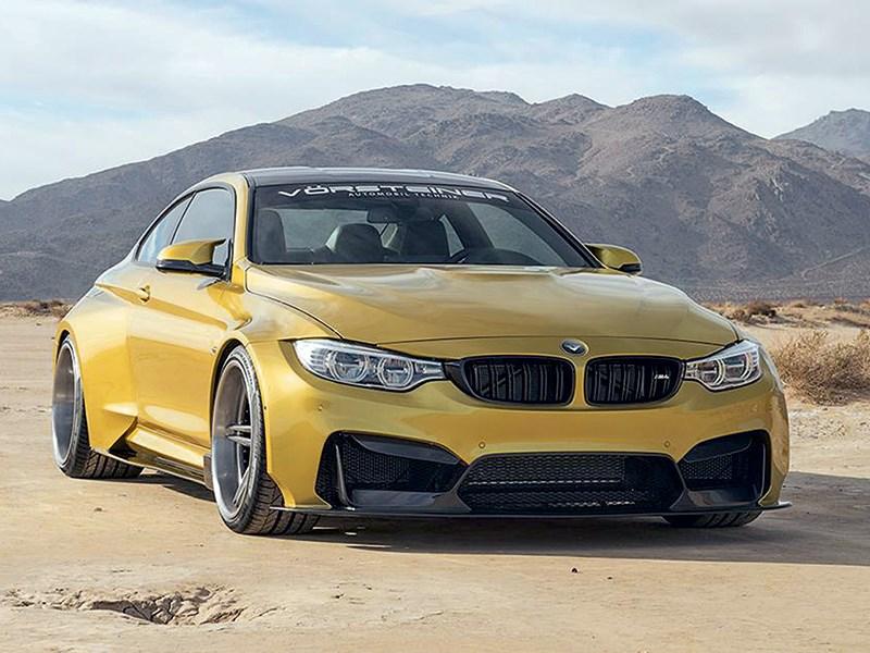 Тюнинг BMW. Обзор за март 2015