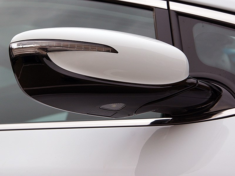Kia cee'd 2012 хэтчбек наружное зеркало заднего вида со встроенным указателем поворота