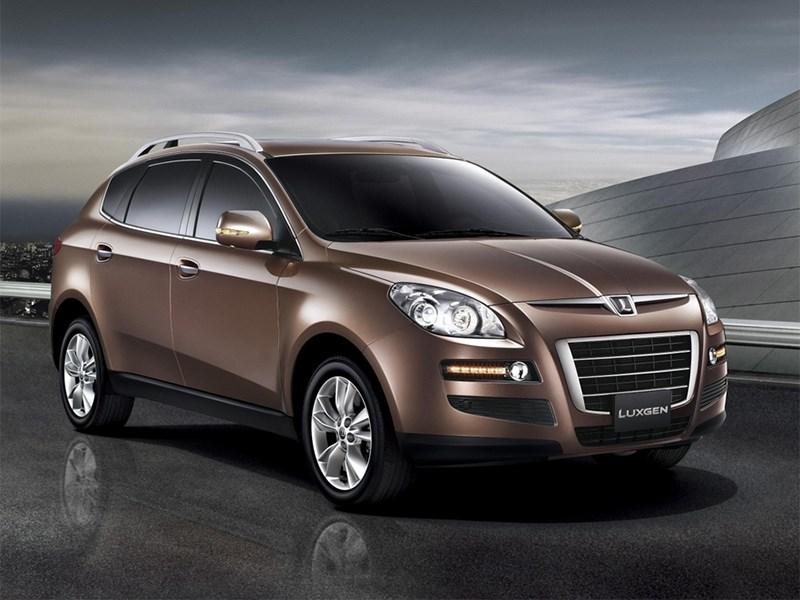Стартовало локальное производство тайваньских автомобилей Luxgen в России