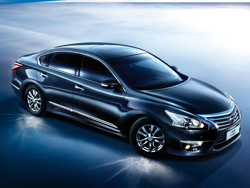 Новый Nissan Teana будет выпускаться в Санкт-Петербурге