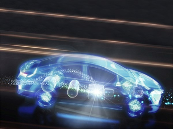 Toyota привезет во Франкфурт водородный концепткар