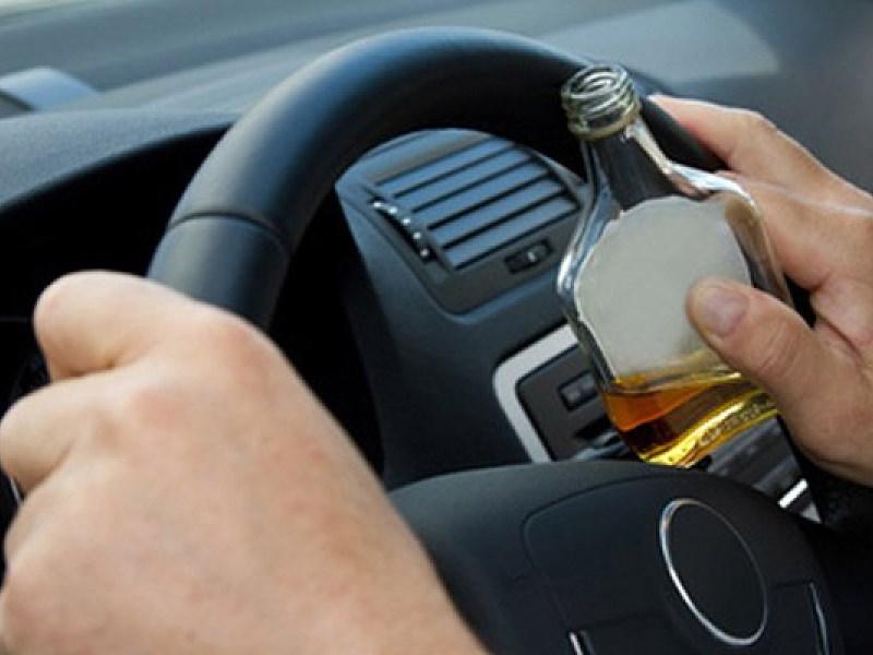 Большинство пьяных аварий происходит по выходным и в маленьких городах