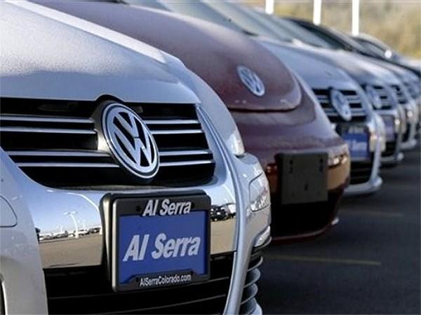 Москвичи предпочитают Volkswagen