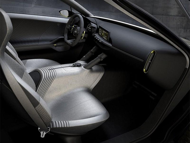 Kia Niro концепт 2013 передние кресла
