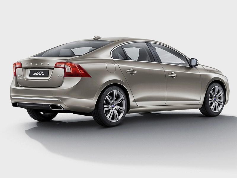 Volvo S60L появится на рынке КНР в конце этого года