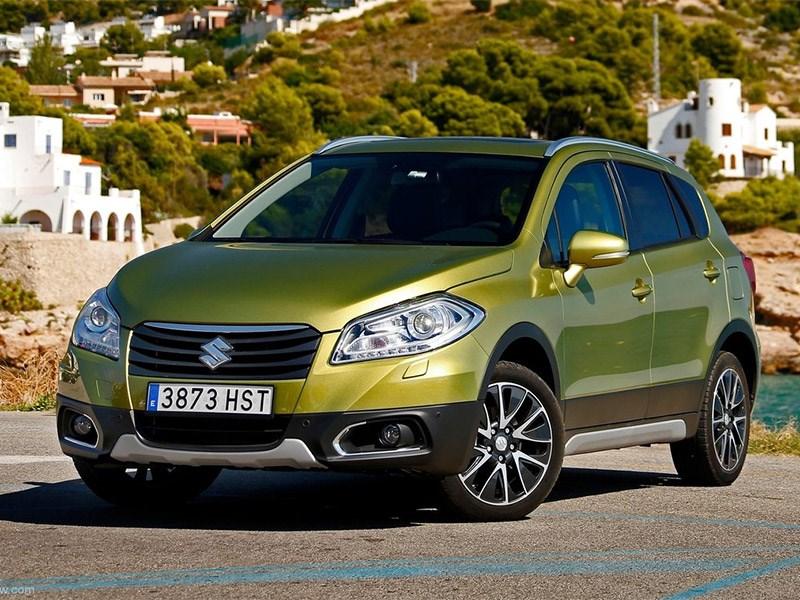 Suzuki New SX4 станет подарком российским покупателям