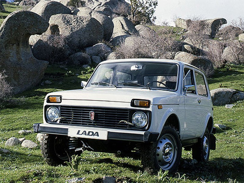 АвтоВАЗ планирует выпустить следующее поколение Lada 4x4 в 2017 году