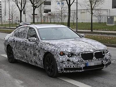 BMW разрабатывают седьмое поколение 5-Series