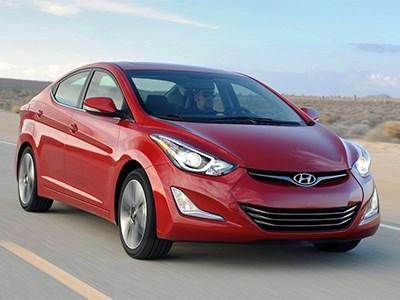 Обновленный Hyundai Elanta вышел на российский рынок
