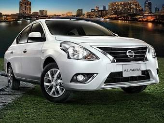 Nissan представил Almera в Таиланде