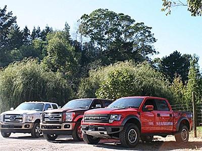 Ford вложит восемьдесят миллионов в производство пикапов