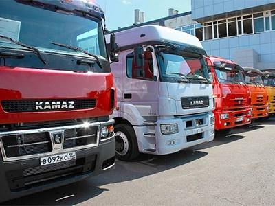 Производство автомобилей КамАЗ в прошлом году сократилось на 9,2%