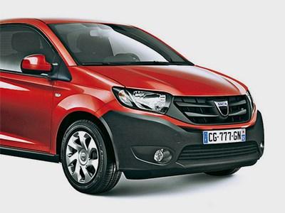 Dacia готовится выпустить бюджетный ситикар на базе хэтчбека Renault Twingo