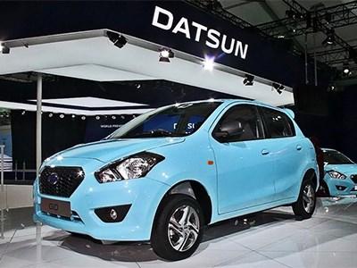 В Индии стартовали продажи Datsun Go