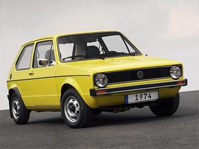 Модели Volkswagen Golf исполнилось 40 лет