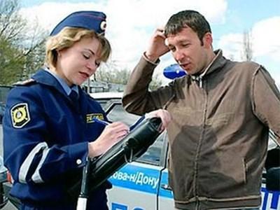 Автомобилистам выдадут пособие по общению с инспекторами ГИБДД