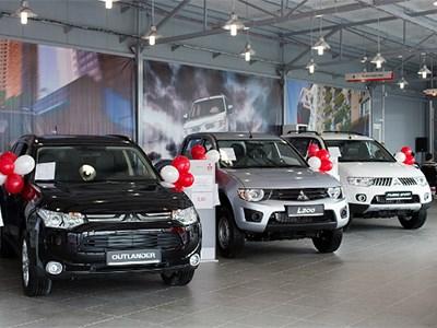 Продажи автомобилей Mitsubishi в России растут на фоне снижения рынка в целом