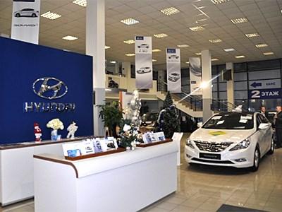 В апреле Hyundai удержал показатель продаж своих автомобилей на прошлогоднем уровне