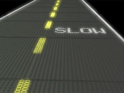 В Америке изобрели дороги, вырабатывающие электричество