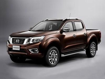 Nissan опубликовал подробности о новом поколении пикапа Navara