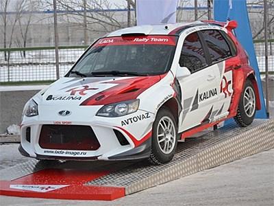 Lada Kalina Sport появится в продаже в течение месяца