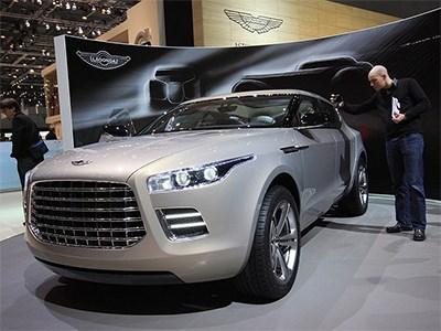Внедорожник Lagonda от Aston Martin на рынке не появится
