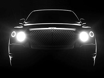 К концу будущего года появится новый премиальный внедорожник под маркой Bentley