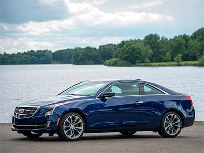 Cadillac покажет на Московском автосалоне новый Escalade, обновленный CTS и ATS в кузове купе
