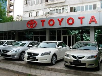 По итогам текущего года Toyota надеется сохранить показатели продаж несмотря на падение рынка