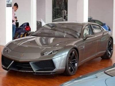 Lamborghini разработал новый концепт с гибридной силовой установкой