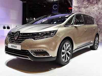Пятое поколение Renault Espace официально дебютировало в Париже