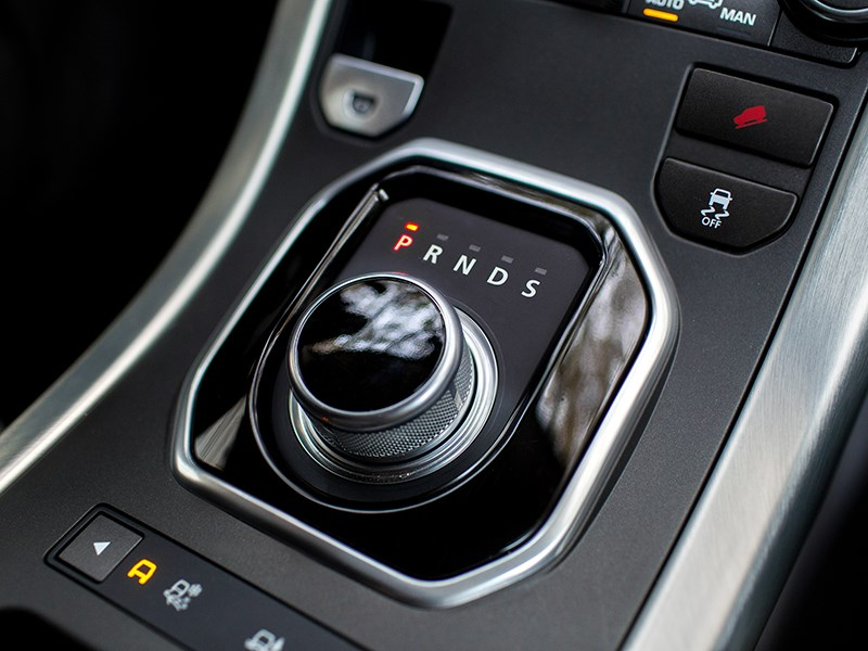 Land Rover Range Rover Evoque 5-door 2013 АКПП
