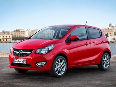General Motors готовится вывести на европейский рынок бюджетный компакт Opel Karl