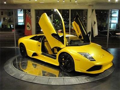 Все автомобили Lamborghini для РФ уже раскуплены