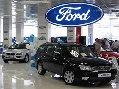 Российский офис марки Ford отчитался о результатах работы за год