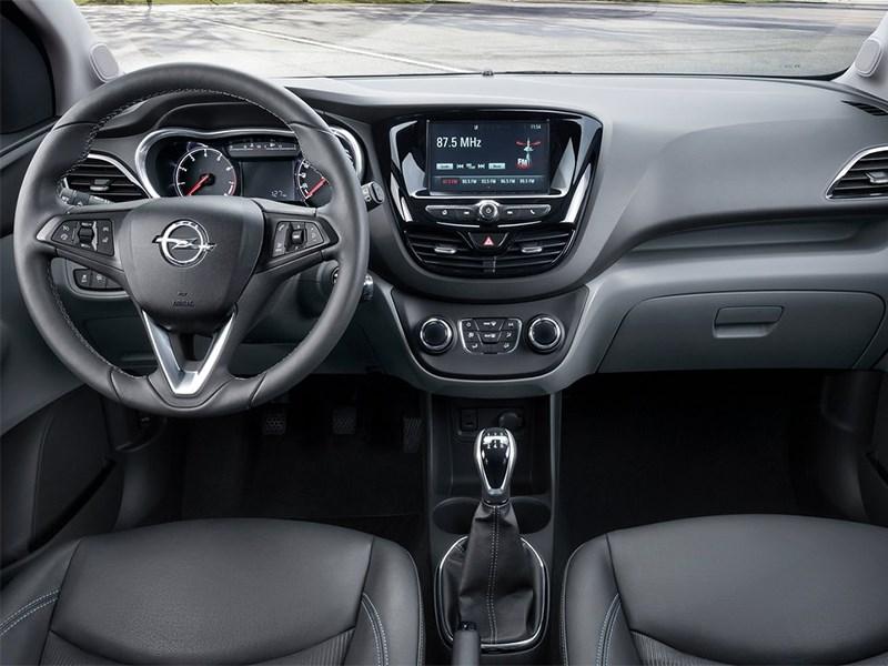 Opel Karl 2015 водительское место