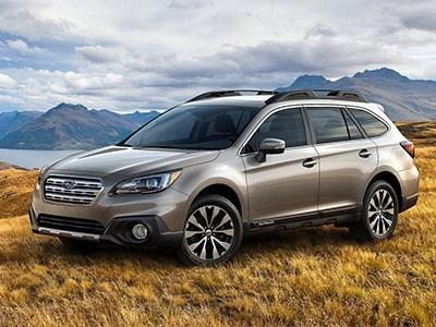 Subaru покажет в Женеве три новинки